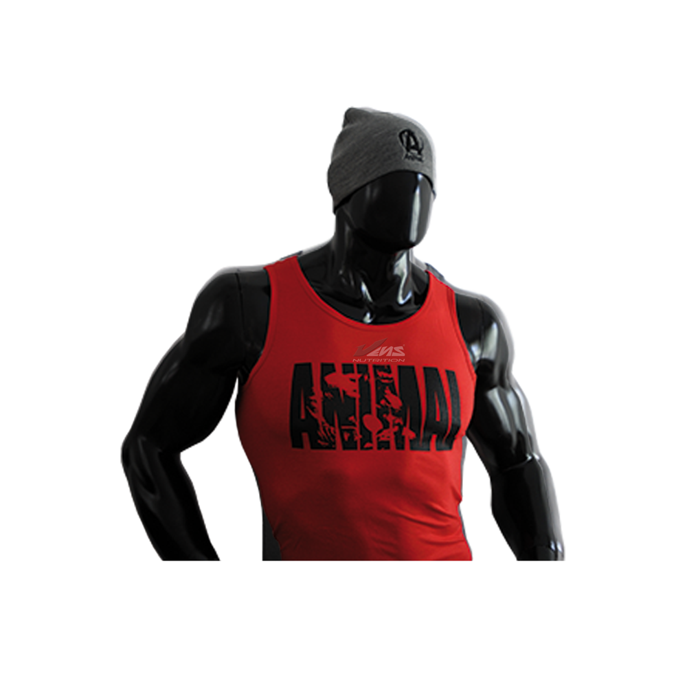 ANIMAL-ICONIC-TANK-TOP—RED-by-VENS-NUTRITION