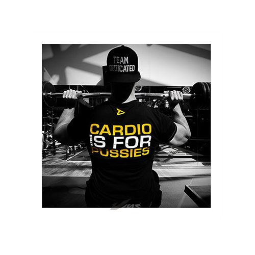 DEDICATED-APPAREL-CARDIO-IS-FOR-PUSSIES-SHIRT-©by-VENS-NUTRITION