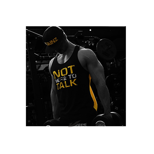 DEDICATED-APPAREL-NOT-HERE-TO-TALK-STRINGER-©by-VENS-NUTRITION