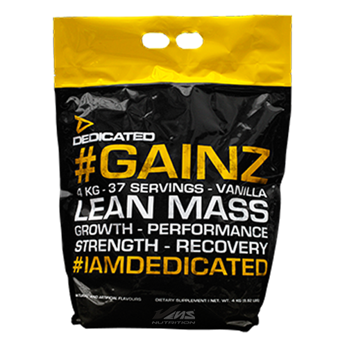 DEDICATED-NUTRITION-GAINZ
