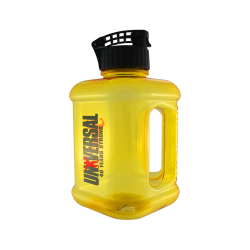 UNIVERSAL-NUTRITION-WATER-JUG-YELLOW-1,89-LITER-by-VENS-NUTRITION