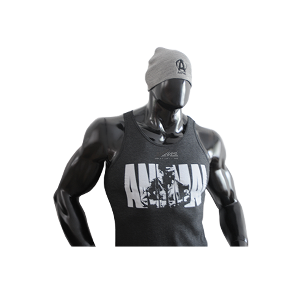 ANIMAL-ICONIC-TANK—SNAK—GREY—Limited-Edition-by-VENS-NUTRITION