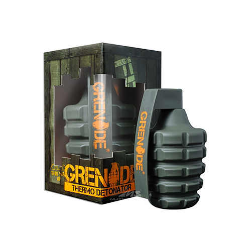 GRENADE-THERMO-DETONATOR-100 Caps by VENS NUTRITION